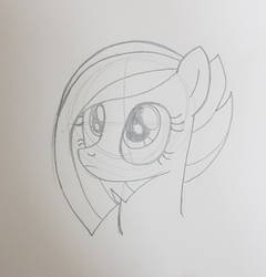 Scribbling by Aurora--Silver