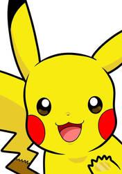 pikachu by Aurora--Silver