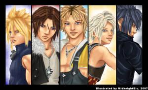 Men of Final Fantasy