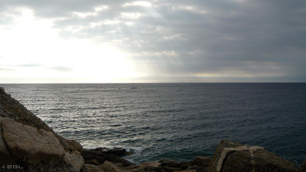 Morning Sea 1 by Evicas