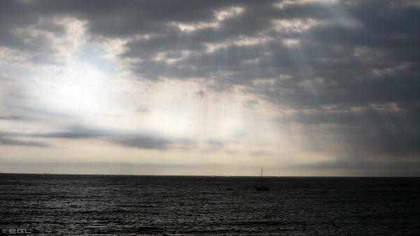 Morning Sea 2 by Evicas