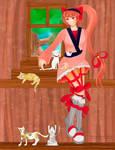 VAJ: Nekomura Iroha by moonlight-fox