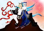 Gaia Commission: I Ichigo Senpai I by moonlight-fox