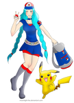 Pokemon Trainer! Jemm