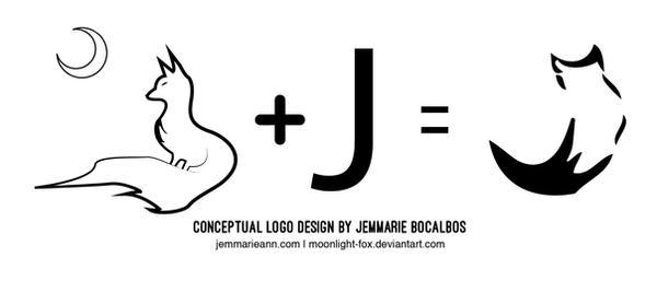 Conceptual Logo Design by moonlight-fox