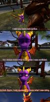 SFM Comic The Legend of Spyro: DoTD 'Appearance'