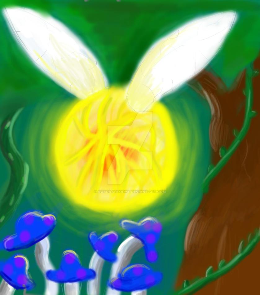 Pixie fairy by RoboRaptorYT