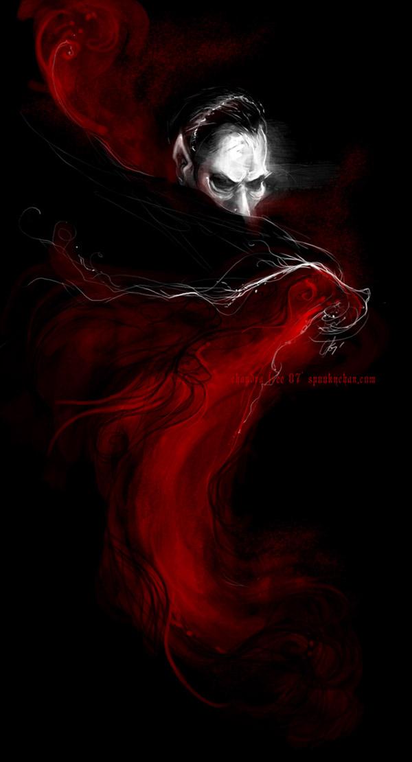 -Bela Lugosi's Dead- by SpookyChan