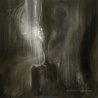 +g l o o m i n g  t r e e+ by SpookyChan