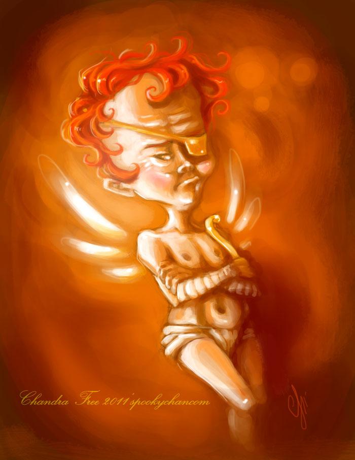 Eros by SpookyChan