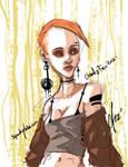 Jill - Cyberpunk