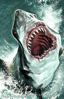 FRENZY KickStarter -Scarface the Shark by SpookyChan