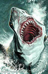 FRENZY KickStarter -Scarface the Shark