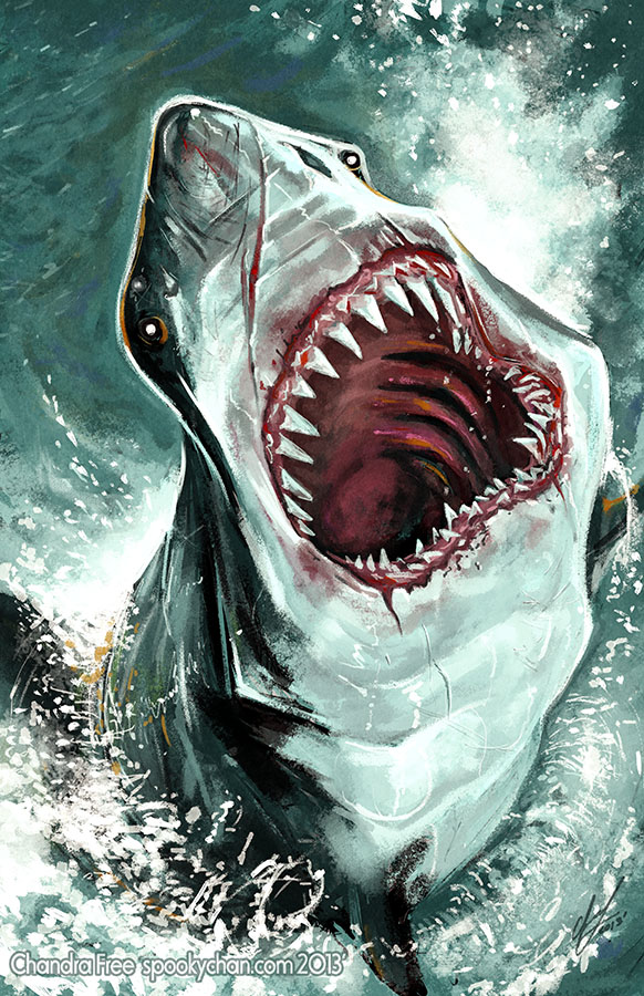 FRENZY KickStarter -Scarface the Shark by SpookyChan