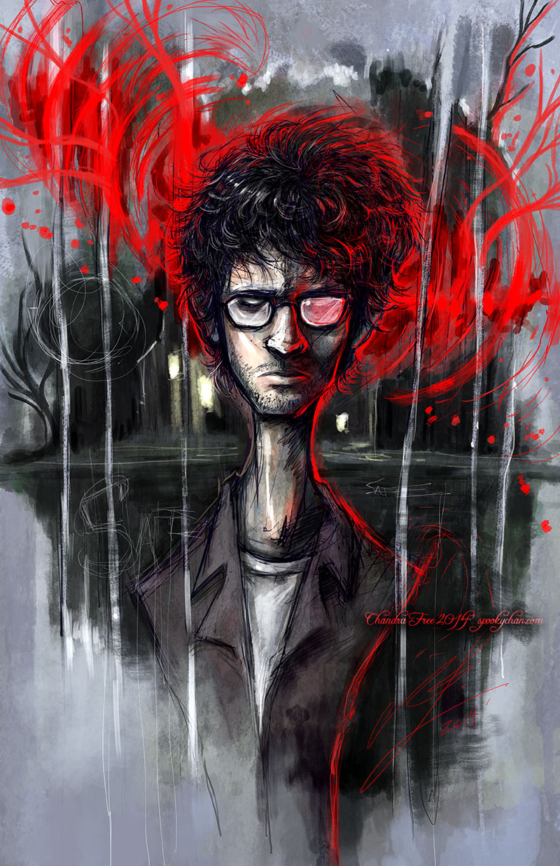 Safe - Will Graham by SpookyChan