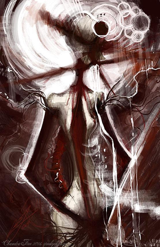 carve O U T - g o o d b y e by SpookyChan