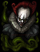 Pennywise by SpookyChan