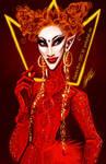 Sasha Velour Dracula Bride [redux]