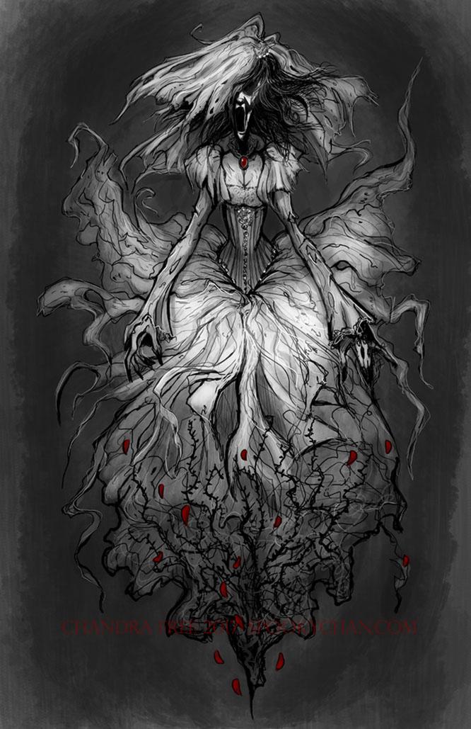 SHRIEK by SpookyChan