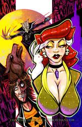HalloweenMan Cover - Hallowtide Part 2
