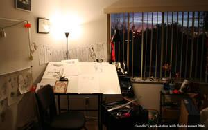 workstation 2006 by SpookyChan