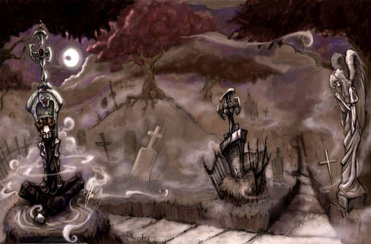 In the Graveyard -UPDATED-