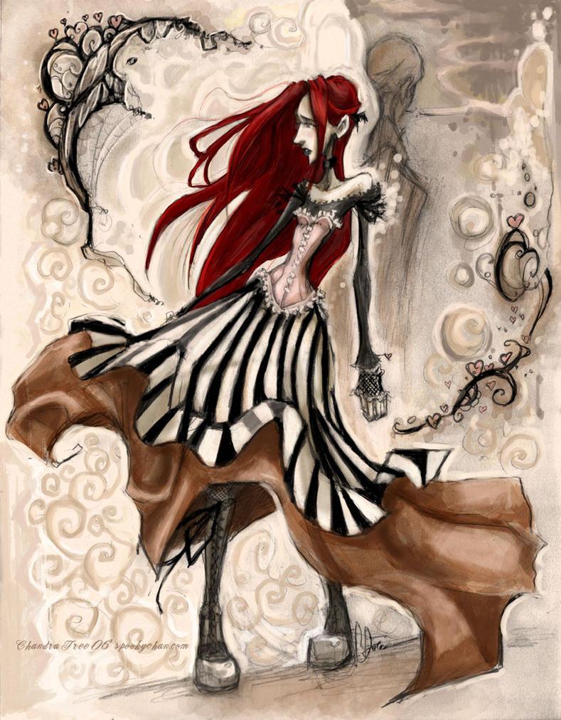 Sorrow in Stripes by SpookyChan