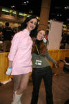 Lindsay and me - Megacon07 by SpookyChan
