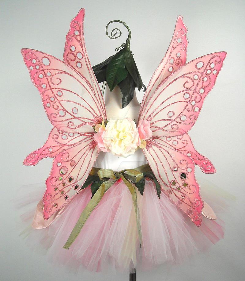 Pink flower fairy back by glittrrgrrl on deviantart pink flower fairy back by glittrrgrrl mightylinksfo