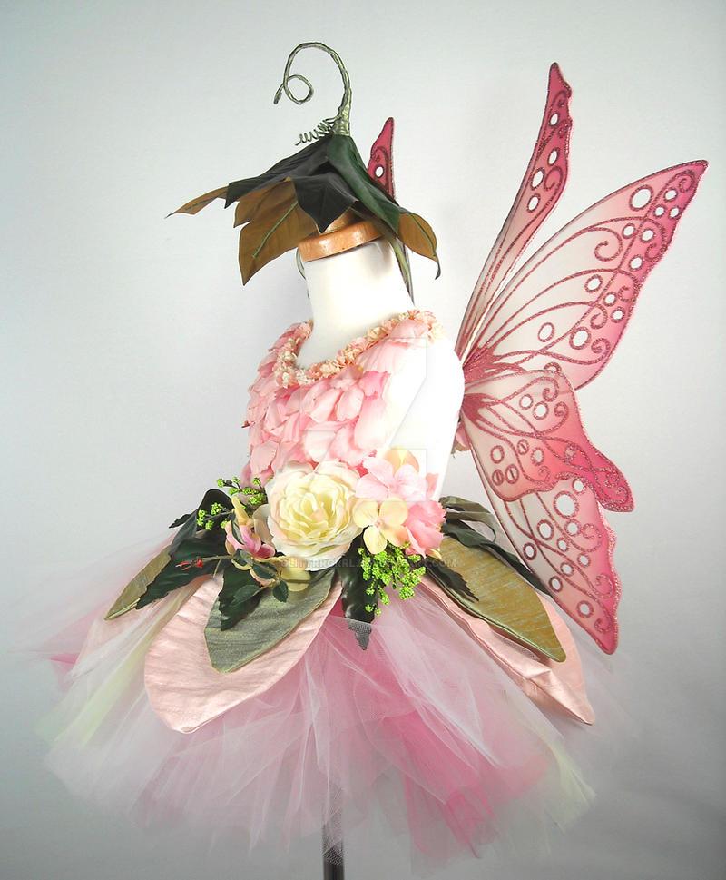 Pink flower fairy side by glittrrgrrl on deviantart pink flower fairy side by glittrrgrrl mightylinksfo