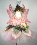 Pink Flower Fairy Front
