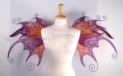 Anastasia Fairy Wings Front
