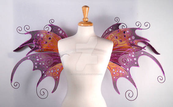 Anastasia Fairy Wings Front