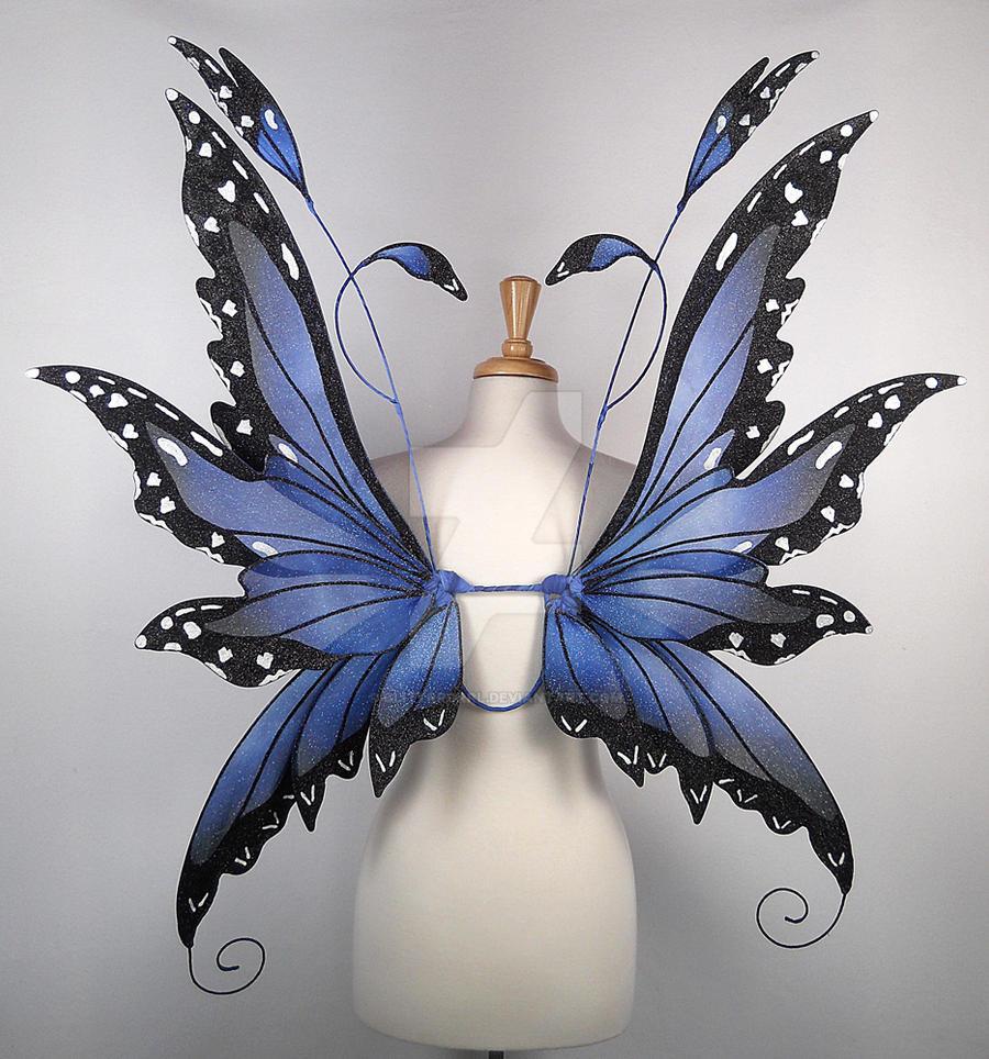 Amazon Com Large Black Fairy