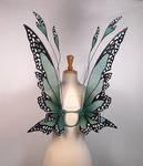 Willow Fairy Wings in Monarch Pattern