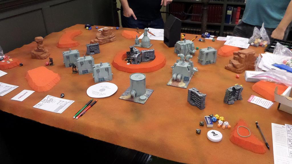 Some recent stuff. Mekatac_gsre_battle_on_mars_by_ravenfeast-d82veyt