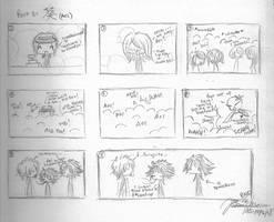 What would happen if GazettE-3 by kiuuri