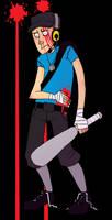 Injured Scout by SuperKusoKao