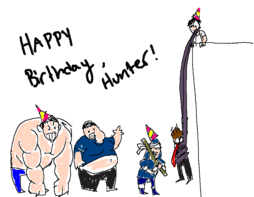 HD Exclusive Happy Birthday Hunting Funny