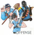 TF2 - Offense
