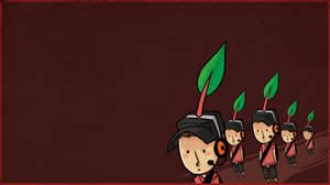 TF2 - Pikmin Scout RED