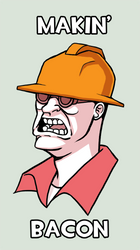 TF2 - Engineer is Badass ID by SuperKusoKao