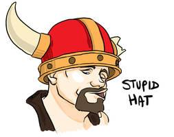 L4D TF2 - Stupid Hat by SuperKusoKao