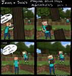 Magical Minecraft Adventures 1