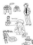 tron doodles 2