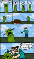 Minecraft - Cos I'm TNT by SuperKusoKao