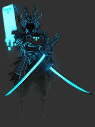 Tron - Tron_Samurai 2