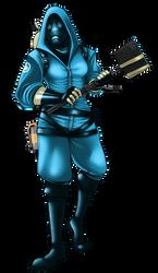 TF2 - Lady Pyro