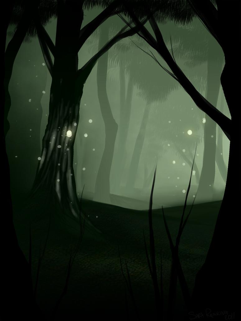 Forest by SuperKusoKao