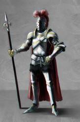 Knight by SuperKusoKao